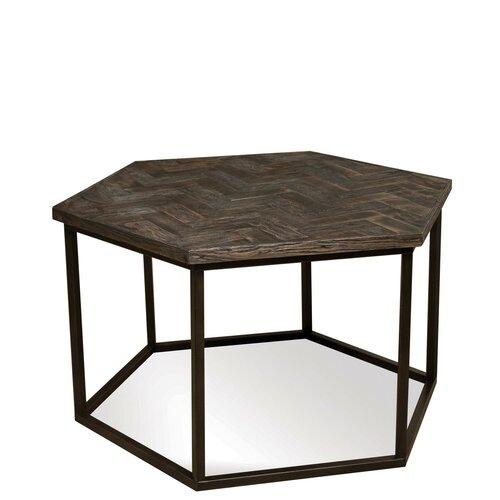 Brayden Studio Bannerman Hexagon Coffee Table Reviews Wayfair