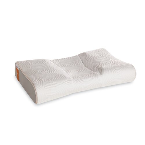 Tempur Pedic Contour Side To Back Pillow Amp Reviews Wayfair