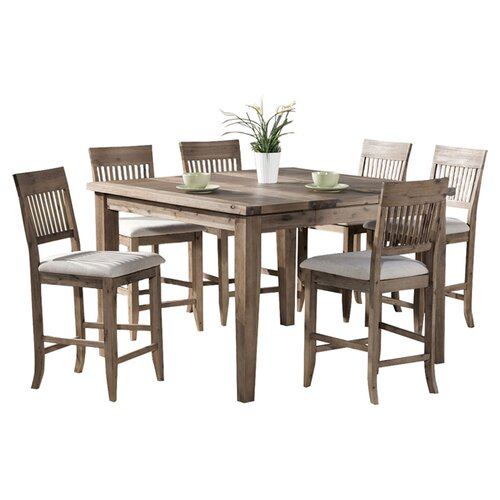 The Foundry Ii Cafe Rollins Dining Table Art Furniture: Beachcrest Home Gracie Dining Table & Reviews