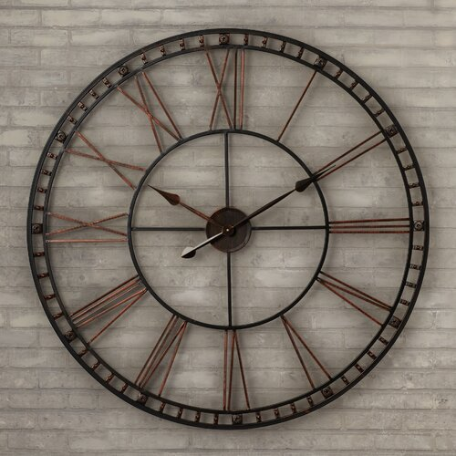 Trent Austin Design Methuen Oversized 39 Quot Xxl Wall Clock