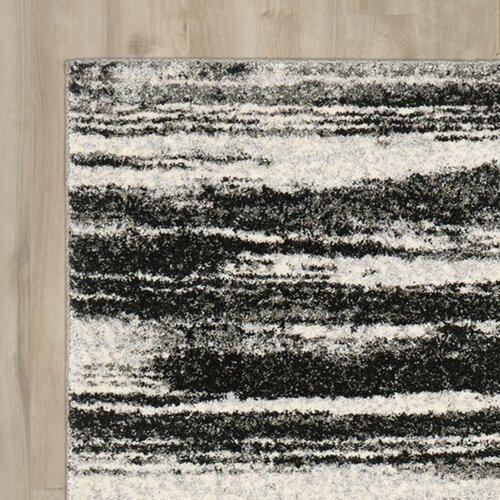 Twentynine Palms Dark Grey / Light Grey Area Rug by Trent Austin Design
