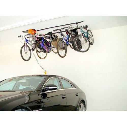 Garagegator motorized storage hoist reviews wayfair for Electric motorized storage lift system
