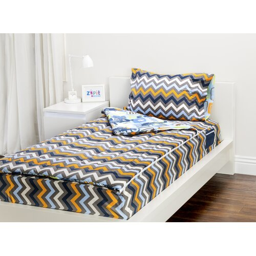 Zipit Twin Bedding Set