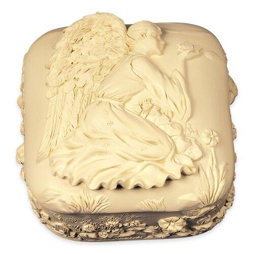 Butterfly Dreams Angel Jewelry Box by Angelstar