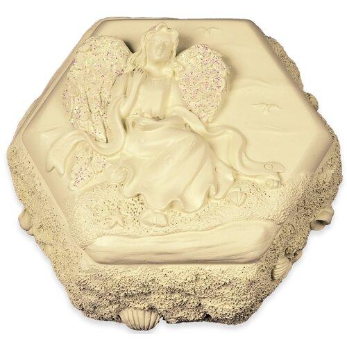 Heavenly Seas Angel Jewelry Box by Angelstar