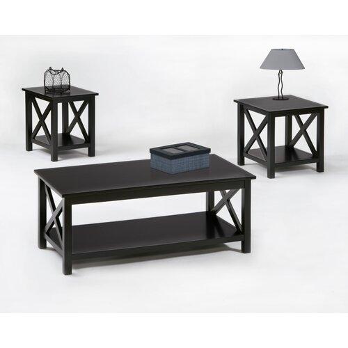 Kitchen Chairs Kijiji Montreal: Breakwater Bay Deakyneville 3 Piece Coffee Table Set