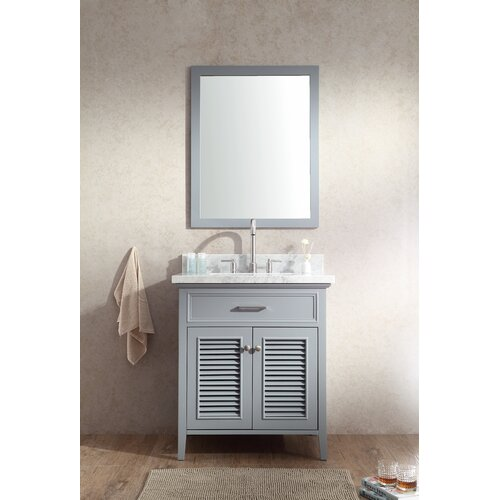 "Breakwater Apartments: Breakwater Bay Brewster 31"" Single Vanity Set & Reviews"