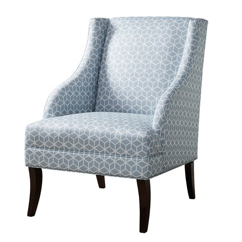 Madison Park Riley Swoop Arm Chair & Reviews