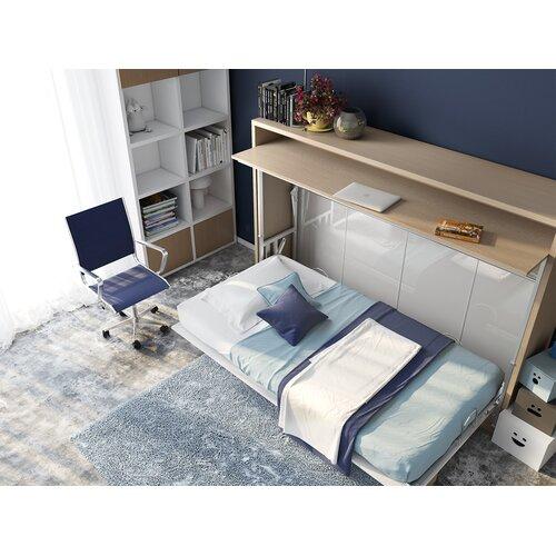 Multimo Genio Twin Murphy Bed & Reviews | Wayfair