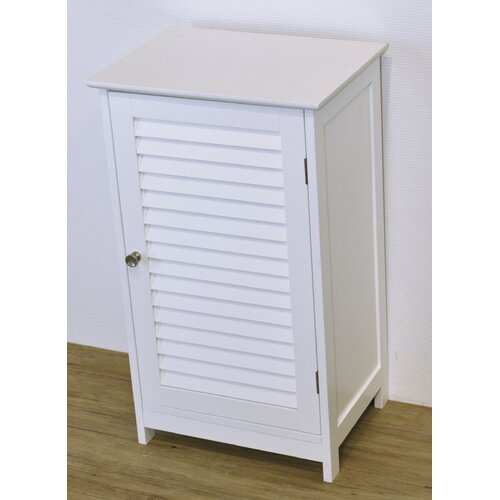 pine bathroom floor cabinet 3