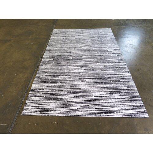 black white area rug wayfair. Black Bedroom Furniture Sets. Home Design Ideas