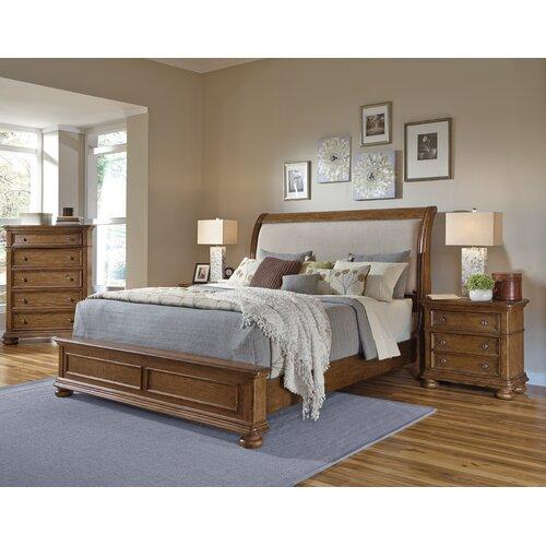 Samuel Lawrence Paxton Platform Customizable Bedroom Set Reviews Wayfair