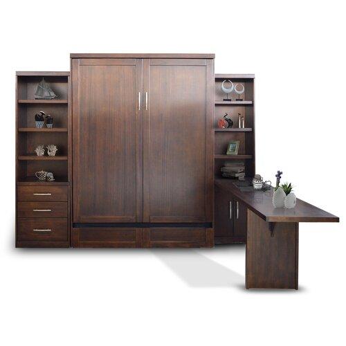 Storage Murphy Bed | Wayfair