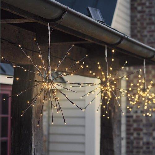 Hanging Solar Outdoor Hanging Lantern