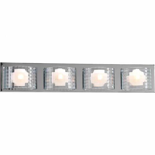 Moen Yb8863ch 90 Degree Chrome Vanity Light Bathroom Lighting: Moen 90 Degree 4 Light Bath Vanity Light & Reviews