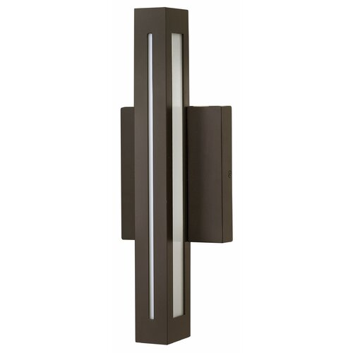 Wayfair External Wall Lights : Outdoor Wall Lights - Lighting Finish: Bronze Wayfair