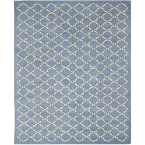Safavieh Chatham Blue Grey Area Rug & Reviews