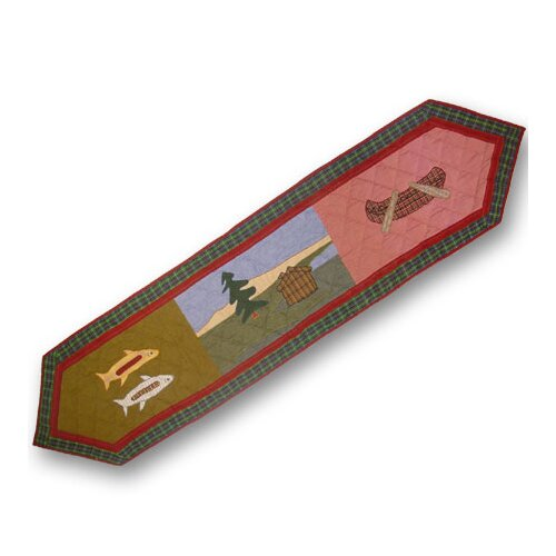 Northwood Star Table Runner by Patch Magic