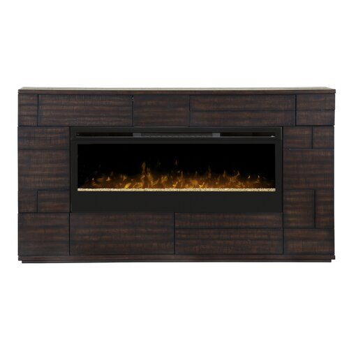 Dimplex Markus Media Console Electric Fireplace Reviews Wayfair