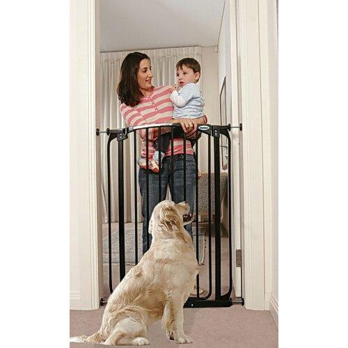 Bindaboo Extra Tall Swing Closed Pet Gate Amp Reviews Wayfair