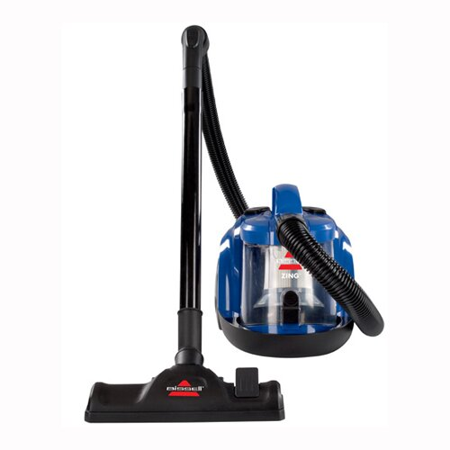 Bissell Zing Bagless Canister Vacuum Cleaner Amp Reviews