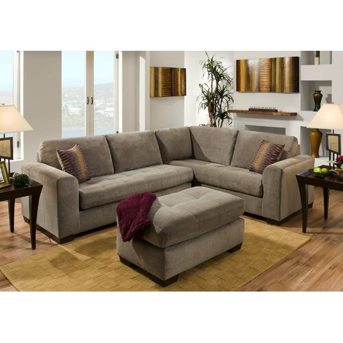 American Furniture Cornell Cocoa Living Room Collection Reviews Wayfair