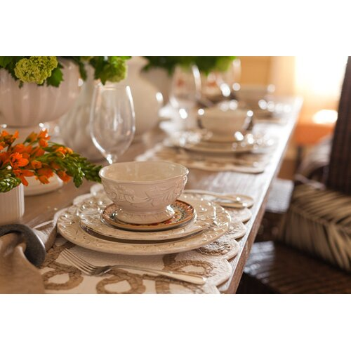 Certified International Firenze Ivory Dinnerware Collection