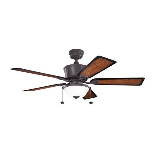 "52"" Cates 5 Blade Ceiling Fan"