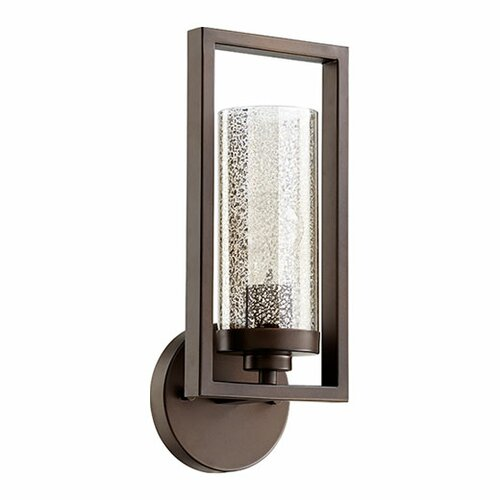 Quorum Julian 1 Light Wall Sconce & Reviews Wayfair