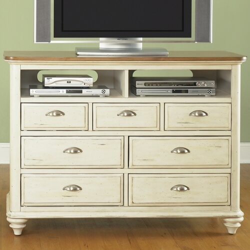 7 Drawer Media Chest by Liberty Furniture