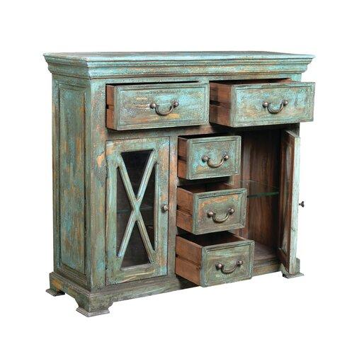 Yosemite Home Decor 5 Drawer Cabinet Reviews Wayfair