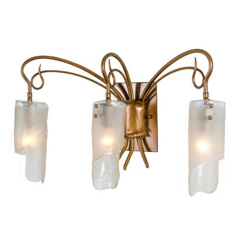 Varaluz Soho Recycled 3 Light Bath Vanity Light & Reviews Wayfair