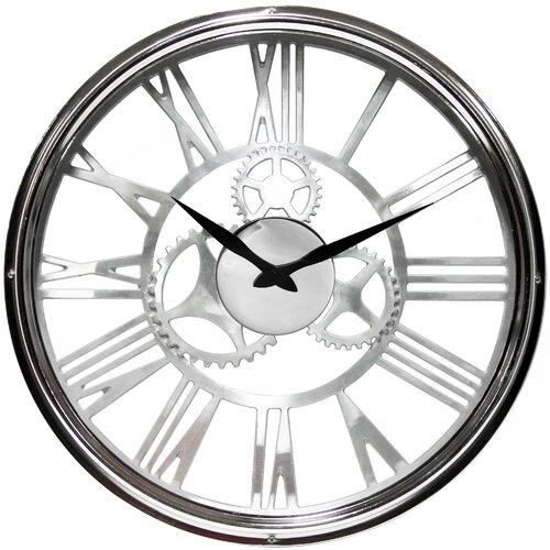 "Infinity Instruments 17.5"" Alexandria Wall Clock"