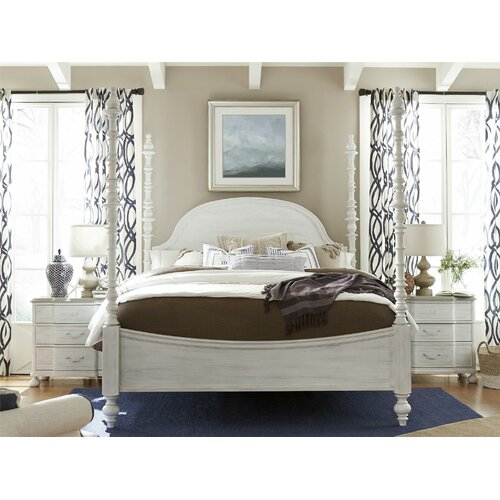 Dogwood customizable bedroom set wayfair - Paula deen bedroom furniture collection ...
