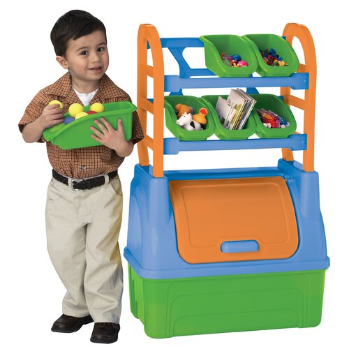 Toy Organizer by American Plastic Toys