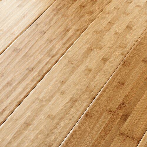 Us Floors 6 5 8 Quot Solid Bamboo Hardwood Flooring In Apricot