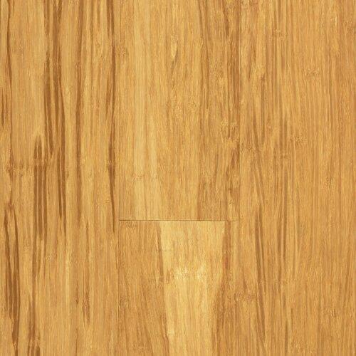 """Engineered Bamboo Wood Flooring: US Floors 3-3/4"""" Engineered Bamboo Hardwood Flooring In"""