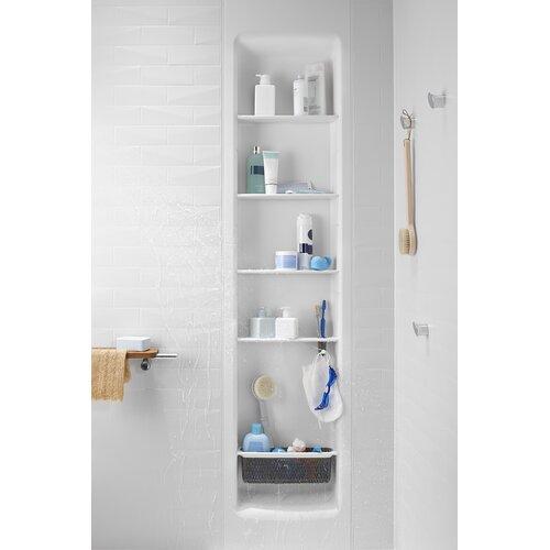 Bed amp bath bathroom storage bathroom cabinets amp shelving kohler sku