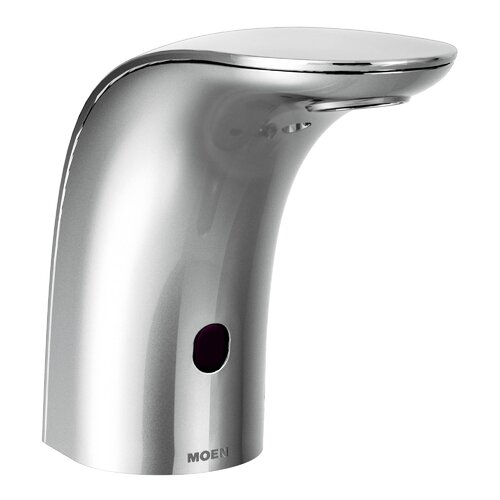 Single Hole Electronic Faucet Less Handles by Moen