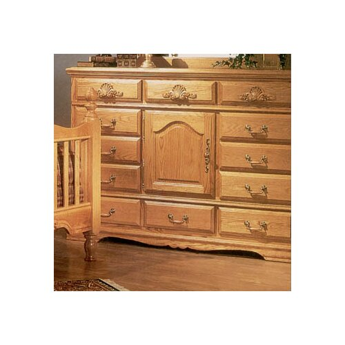 Bebe Furniture Country Heirloom 12 Drawer Oversized