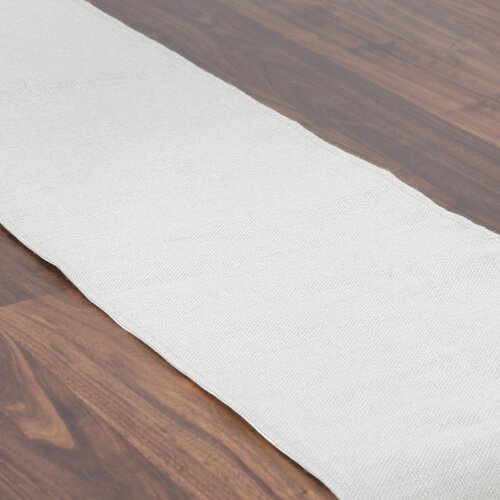 Chooty & Co Burlap Hemmed Table Runner
