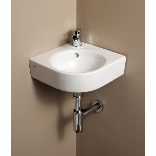 Elements primo Corner Bathroom Sink