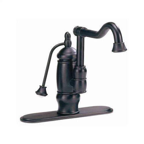 1 hole installation kitchen faucet wayfair