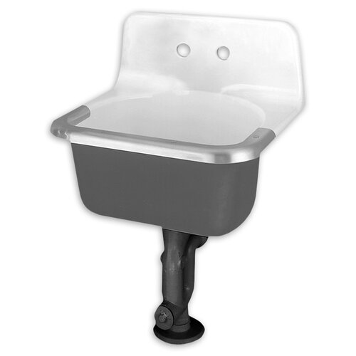 American Standard 24 Quot X 20 5 Quot Single Akron Service Sink