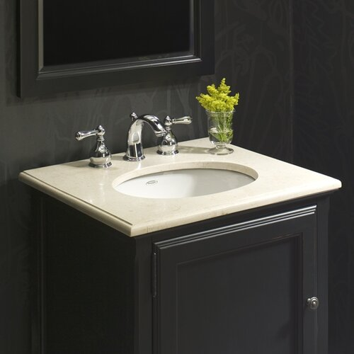 Ovalyn Undercounter Bathroom Sink by American Standard
