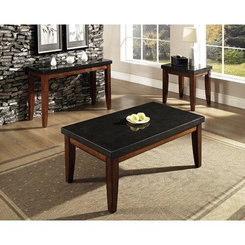 Steve Silver Furniture Granite Bello Coffee Table