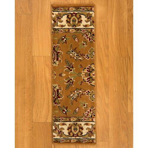 Natural Area Rugs Sydney Chestnut Classic Persian Stair