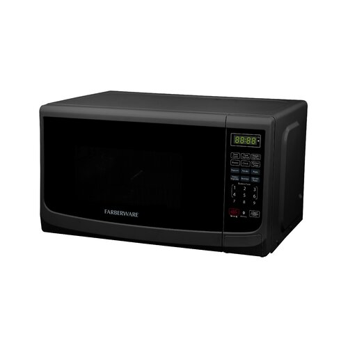 Countertop Microwave Oven Reviews : ... Classic 0.7 Cu. Ft. 700W Countertop Microwave Oven & Reviews Wayfair