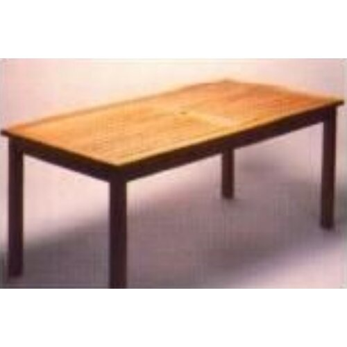 Royal Teak by Lanza Products Teakwood Dining Table