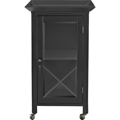 Portable Bar Cabinet : Crosley jefferson portable bar cabinet reviews wayfair